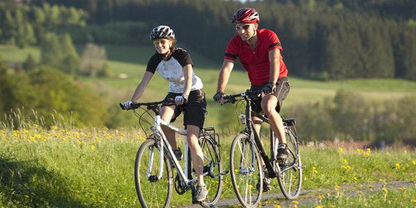 Uomini contro Donne in Bicicletta