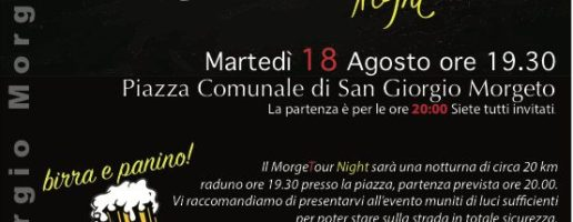 Morgetour 2015 Night