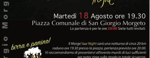 Morgetour 2015 Night