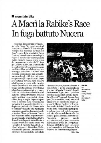 Rabikes Race 2014